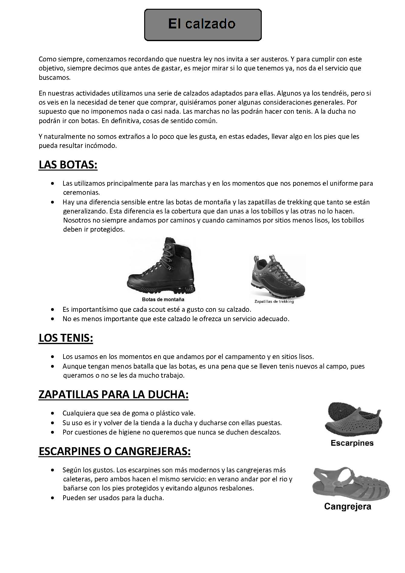 el_calzado