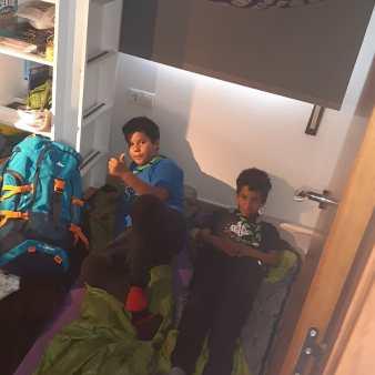 Karim y Elias